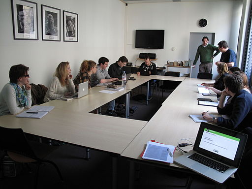 Seminar_On_Expedition_course,_Maastricht_University,_19_March_2014_01